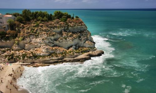Zdjecie WłOCHY / Kalabria / Tropea / Plaża