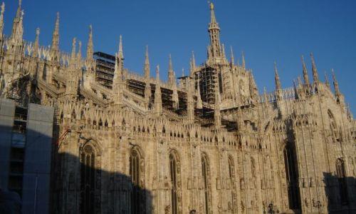 Zdjęcie WłOCHY / brak / Mediolan / Duomo