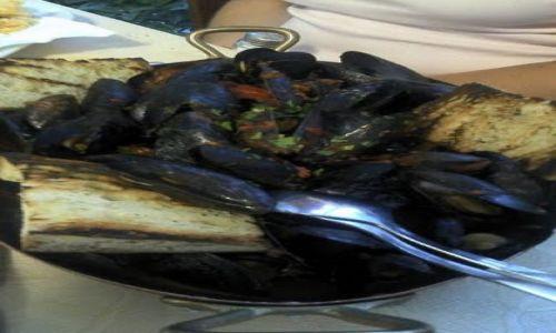 Zdjecie WłOCHY / Apulia / Tarent / tarenckie frutti di mare
