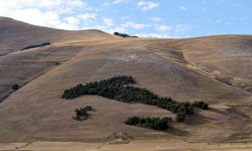 Zdjecie WłOCHY / Umbria/Marche / Park Narodowy Monti Sibillini / Mapa