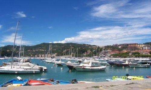 Zdjecie WłOCHY / Liguria / La Spezia / Przystań