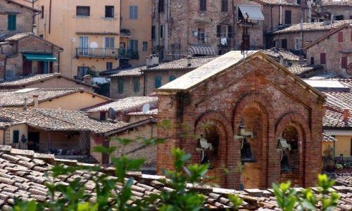 Zdjęcie WłOCHY / - / Toskania / Siena