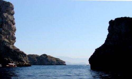 Zdjecie WłOCHY / - / Morze Tyrreńskie, okolice Capri / W Zatoce Neapolitańskiej