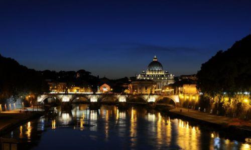 Zdjecie WłOCHY / Lazio / Rzym / Bazylika Świętego Piotra