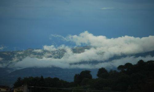 Zdjęcie WłOCHY / Campania / Monte Casino / Jak mgła