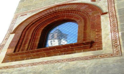 Zdjecie WłOCHY / Dolina Aosty / Aosta / Wieża katedry