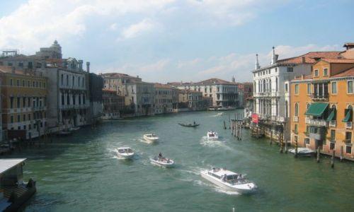Zdjecie WłOCHY / - / Wenecja / wenecja, Grand Canal
