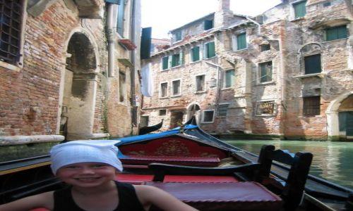 Zdjecie WłOCHY / - / Wenecja / Wenecja, kanały śródmiejskie