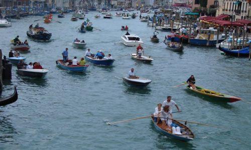 Zdjecie WłOCHY / Wenecja / Wenecja / Wenecja - Regata Storica 2010
