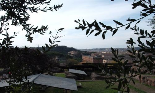 Zdjecie WłOCHY / - / Rzym / listopad w Rzymie