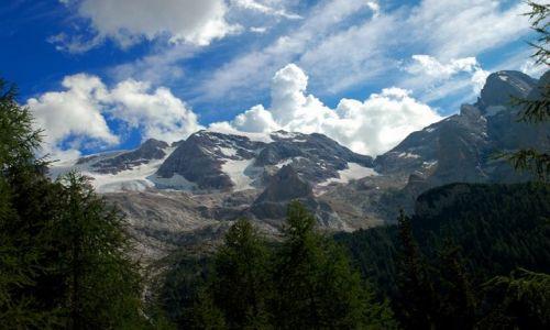 WłOCHY / Dolomity / Marmolada / Marmolada
