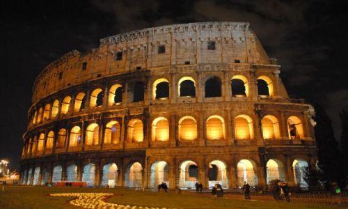 Zdjecie WłOCHY / Rzym / Rzym / Koloseum