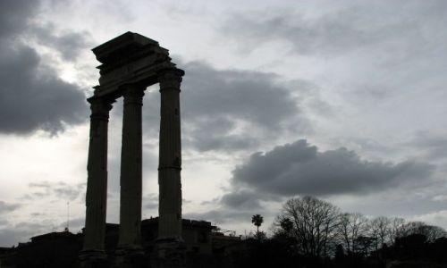 Zdjecie WłOCHY / - / Rzym / Forum Romanum