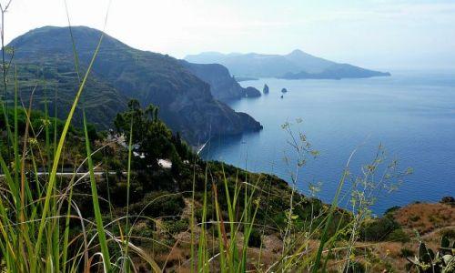 Zdjecie WłOCHY / Sycylia / Wyspy Liparyjskie / W poblizu Sycylii