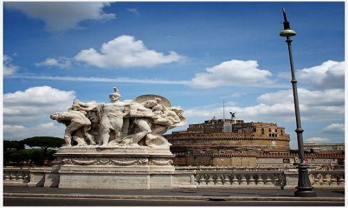 Zdjecie WłOCHY / Rzym / ROMA / ROMA