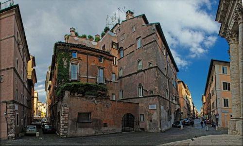 Zdjecie W�OCHY / Rzym / ROMA / R.O.M.A in HDR