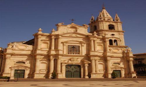 Zdjecie WłOCHY / Sycylia / Acireale / Basilica di San Pietro