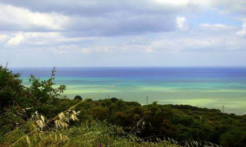 Zdjecie WłOCHY / Sycylia / południowo-wschodnia Sycylia / ...ile kolorów może mieć morze!..