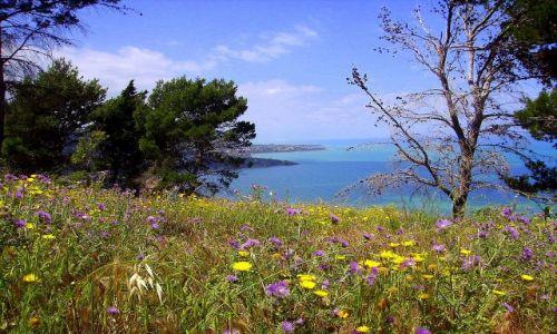 Zdjecie WłOCHY / Sycylia / Cefalu - skała La Rocca / z każdej strony pięknie