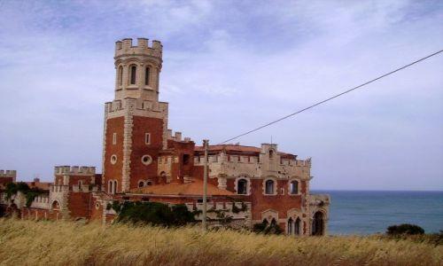 Zdjecie WłOCHY / Sycylia / Capo Passero / pożegnanie z Castello Tafuri