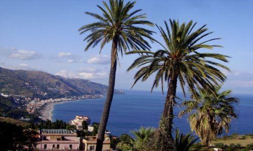 Zdjecie WłOCHY / Sycylia / Taormina / pożegnanie z Sycylią