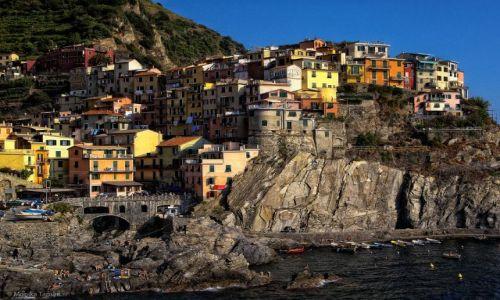 Zdjecie WłOCHY / Cinque Terre / Manarola / Manarola