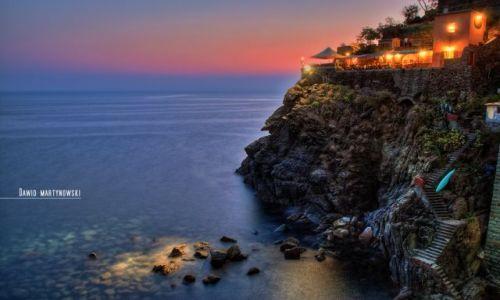 Zdjecie WłOCHY / Liguria, Cinque Terre, Italy / Liguria, Cinque Terre, Italy / Riomaggiore Liguria, Cinque Terre, Italy