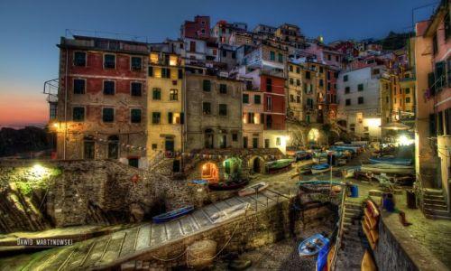 Zdjecie WłOCHY / Liguria, Cinque Terre, Italy / Liguria, Cinque Terre, Italy / Riomaggiore Lig