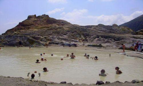 Zdjęcie WłOCHY / Wyspy Liparyjskie / wyspa Vulcano / lecznicze,naturalne baseny