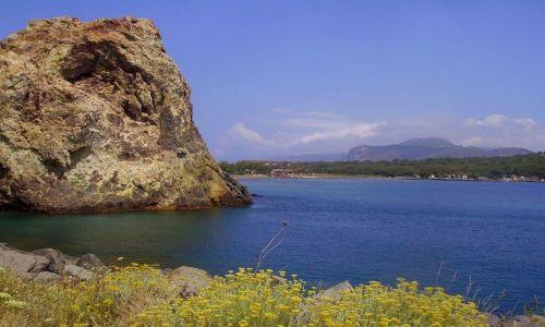 Zdjęcie WłOCHY / Wyspy Liparyjskie / wyspa Vulcano / widok z mola