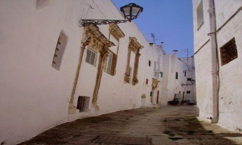 Zdjecie WłOCHY / Apulia / Ostuni / w białym mieście Ostuni