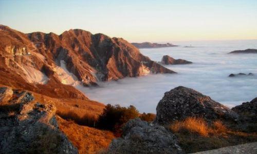 Zdjecie WłOCHY / Toskania / Parco Naturale Alpi Apuane / styczniowa pogoda...
