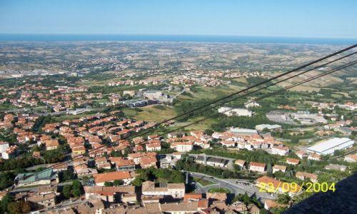Zdjecie WłOCHY / Marche / San Marino / SAN MARINO