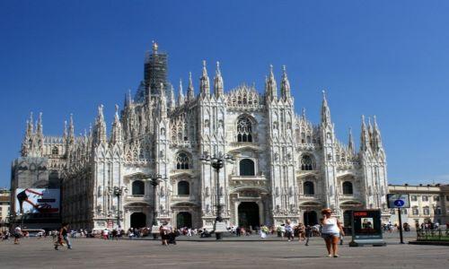 Zdjecie WłOCHY / Lombardia / Mediolan / Duomo di Milano