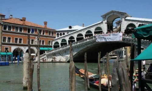 Zdjecie W�OCHY / Wenecja / Ponte Rialto / Ponte Rialto