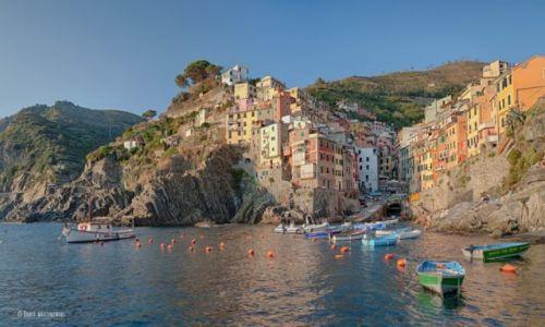 Zdjecie WłOCHY / Riomaggiore | Italy 2012 / Riomaggiore | Italy 2012 / Riomaggiore | Italy 2012
