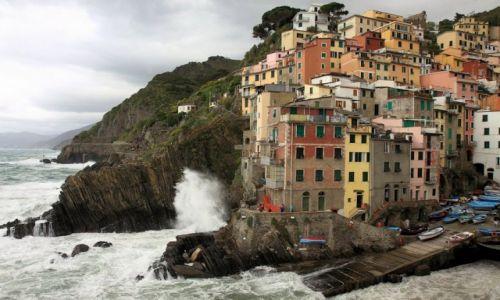 Zdjęcie WłOCHY / Cinque Terre / Riomaggiore / Riomaggiore