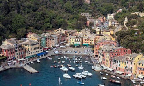 Zdjecie WłOCHY / Liguria / Portofino / PORTOFINO_04