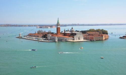 Zdjecie WłOCHY / Wenecja Euganejska / Wenecja / Widok z wieży