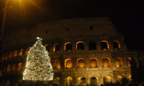 WłOCHY / - / Rzym / Colosseo