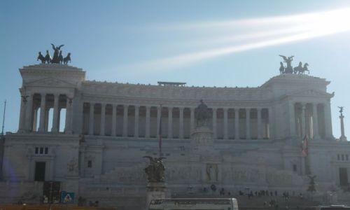 WłOCHY / - / Rzym / Piazza Venezia