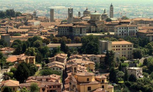 Zdjecie WłOCHY / Lombardia / Bergamo / Bergamo Citta Alta