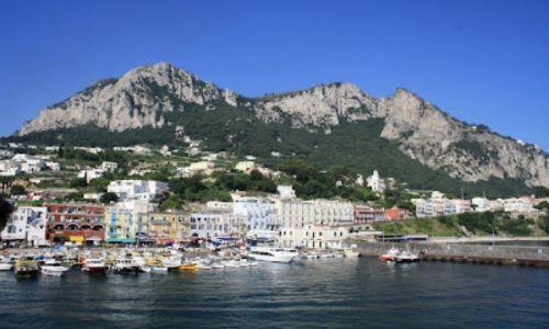 Zdjęcie WłOCHY / Capri / Włochy / Monte Solare - Najwyższa góra na Capri