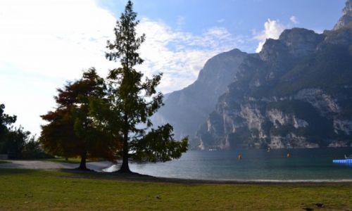 Zdjęcie WłOCHY / TRYDENT / RIVA DEL GARDA / Nad jeziorem Garda