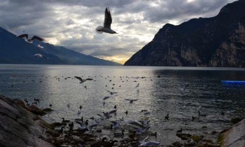 W�OCHY / TRYDENT / RIVA DEL GARDA / nad  Lago di Garda