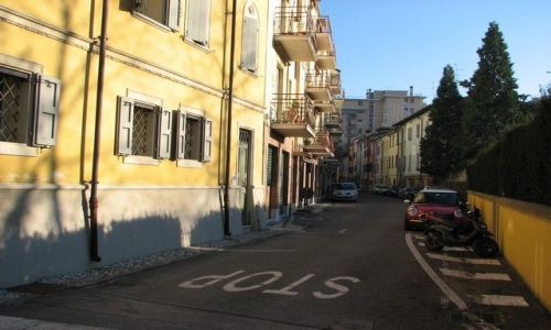 Zdjecie W�OCHY / brak / Correggio / Ulice Correggio