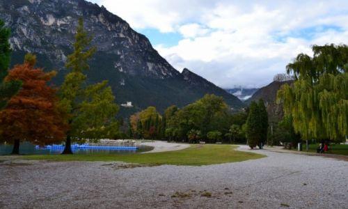Zdjecie WłOCHY / Trydent / Riva del Garda / Na Via Filzi
