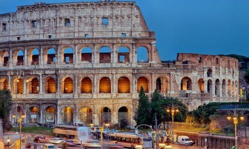 Zdjecie W�OCHY / Rzym / Colosseo / Colosseum