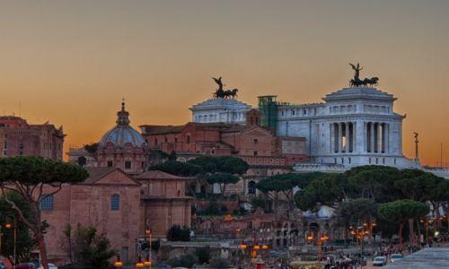 Zdjecie WłOCHY / Rzym / il Vittoriano / Altare Della Patria - il Vittoriano