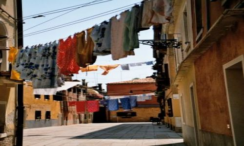 Zdjecie WłOCHY / brak / Wenecja - w dzielnicy Canareggio / Wenecja